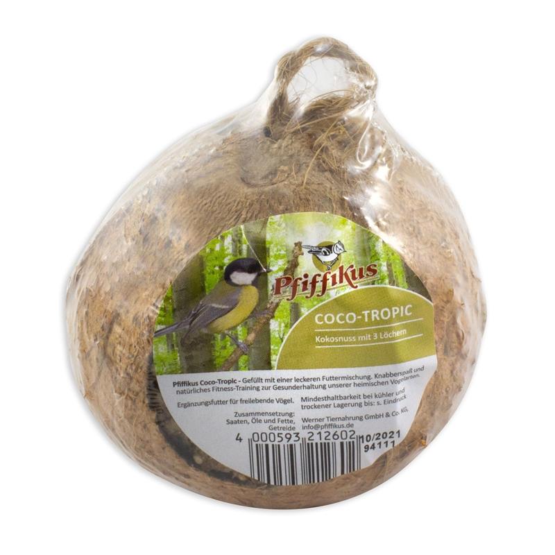 Pfiffikus Kokosnuss