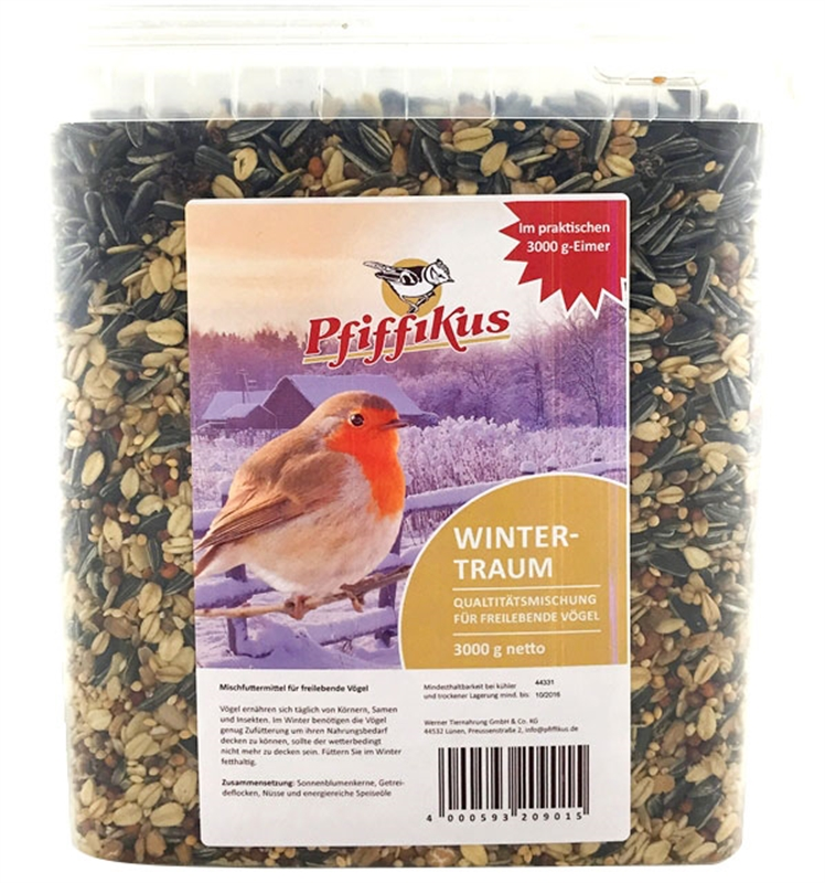 Pfiffikus Wintertraum